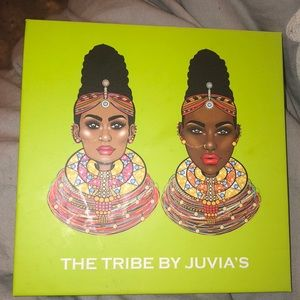 The Tribe eyeshadow palette by Juvia's Place